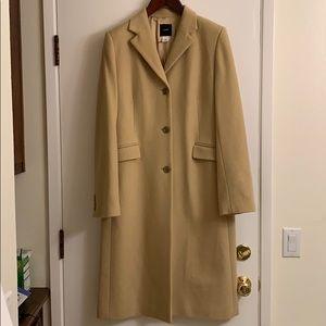 J crew women's wool coat